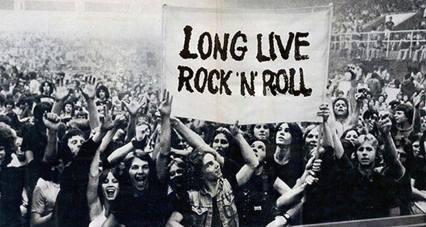 É dia de Rock, bebê!