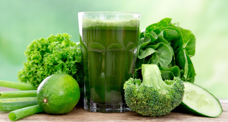 Suco Verde, desintoxicante e fonte de energia!